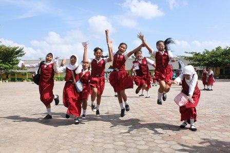 Selamat Berjuang ya Generasi Bangsa, Besok 18.135 Murid SD se-Pekanbaru Ikuti Ujian Sekolah