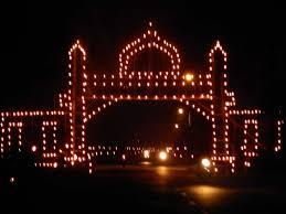 Festival Lampu Colok Bengkalis Berlangsung Meriah
