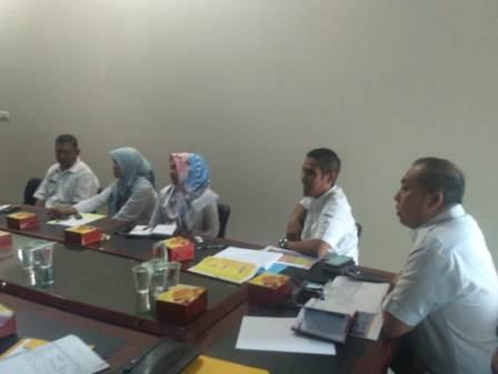 Banggar DPRD Kampar Belajar ke Bapenda Pekanbaru