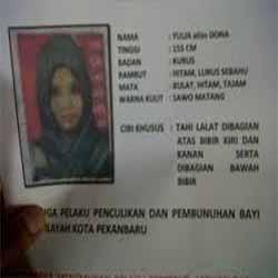 Berkas Pembunuhan Yulia alias Dona P21