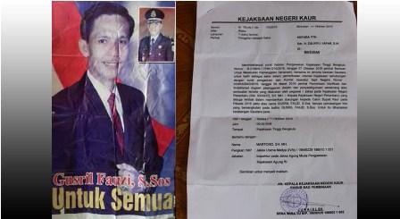 Idianto, SH, MH Kepala Kejaksaan Negeri Pekanbaru Diduga Terlibat Kasus Pelanggaran Disiplin