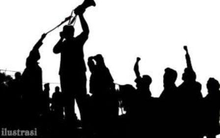 Jaringan 98: Bebaskan Aktivis BEMSI, Wujudkan Janji Nawacita dan Trisakti