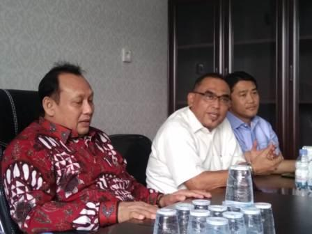 Panitia Pastikan Kesiapan Sambut Capres Prabowo