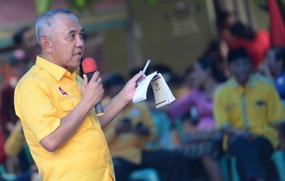 Arsyadjuliandi Rachman Ingatkan Para Caleg Bakal Susah jika AYO tak Menangi Pilgubri