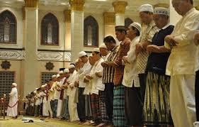 Berjamaah dalam Ibadah