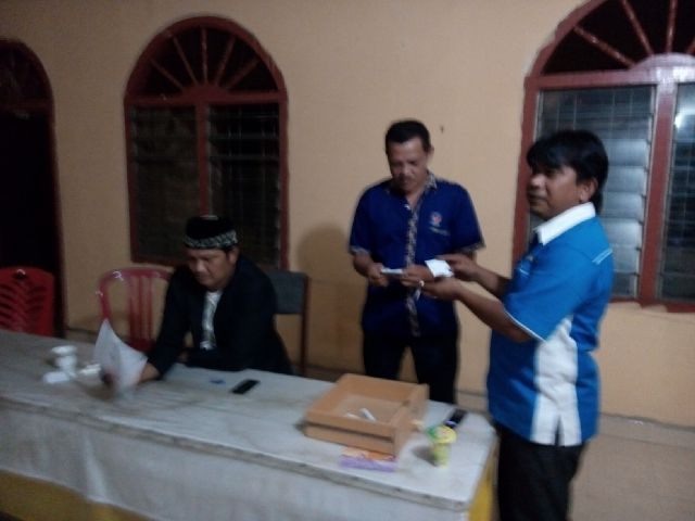 Musyawarah Desa PD-Knpi Desa Pangkalan Baru