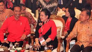 PDIP Tetap Kaji JK Sebagai Cawapres Jokowi