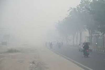 Over 25.5 Thousand People Taken Ill By Haze In Riau