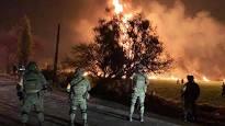 79 Orang Kehilangan Nyawa Akibat Ledakan Pipa Bahan Bakar Di Meksiko