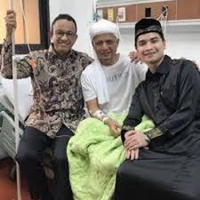 Ustaz Arifin Ilham Berangkat ke Malaysia