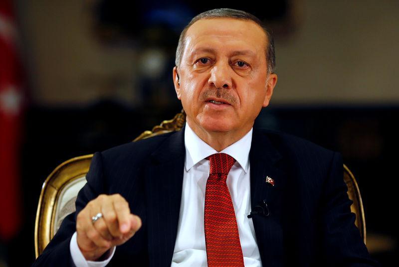 Erdogan Sebut Netanyahu Pencuri