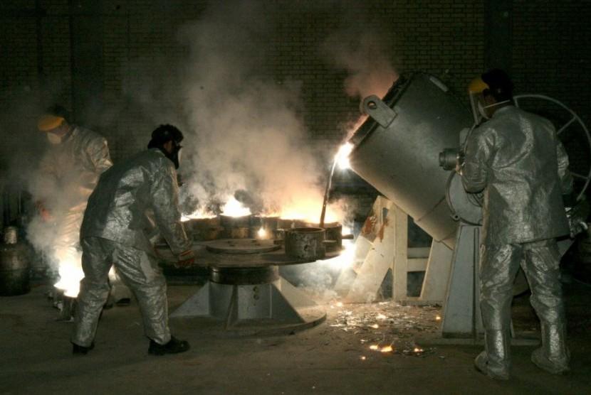Kremlin Salahkan AS Jika Iran Mundur dari Kesepakatan Nuklir