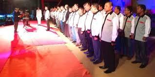 Darma Firdaus Sitompul Resmi Menjabat  Sebagai Ketua KONI Kabupaten Bengkalis