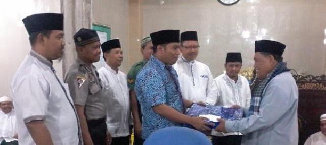 Camat Payung Sekaki Ajak Masyarakat Ramaikan Tempat Ibadah Di Bulan Ramadhan