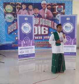 Lolos 32 Besar, Mahasiswa UIN Suska Wakili Pekanbaru Di AKSI Indosiar 2016