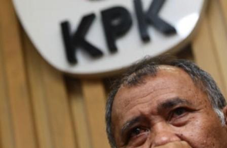 Ketua KPK Berjanji Segera Mengusut Kasus Korupsi  Kehutanan Melibatkan 20 Perusahaan di Riau