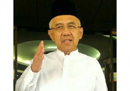 Gubernur Riau: Soal Pemulangan Neno Warisman Domain Pihak Keamanan