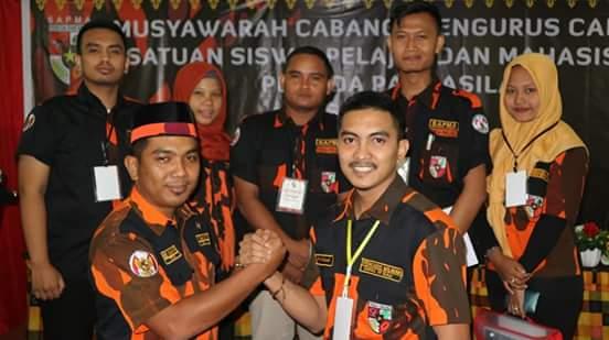 Arbi Hidayat Terpilih Sebagai Ketua SAPMA PP Kota Pekanbaru Periode 2018 – 2020