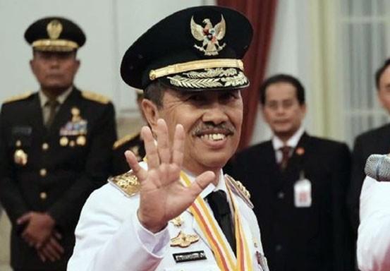 Gubernur Riau Syamsuar Targetkan Mutasi Januari