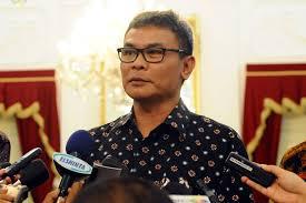 Johan Budi Mengundurkan Diri dari TKN