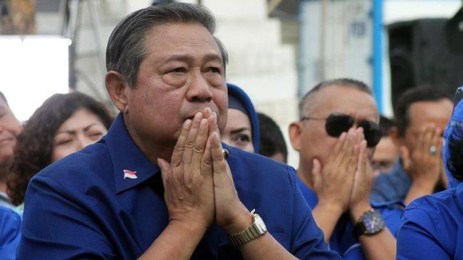 SBY tak Hadiri Sidang Tahunan karena Fokus Rawat Sang Ibu