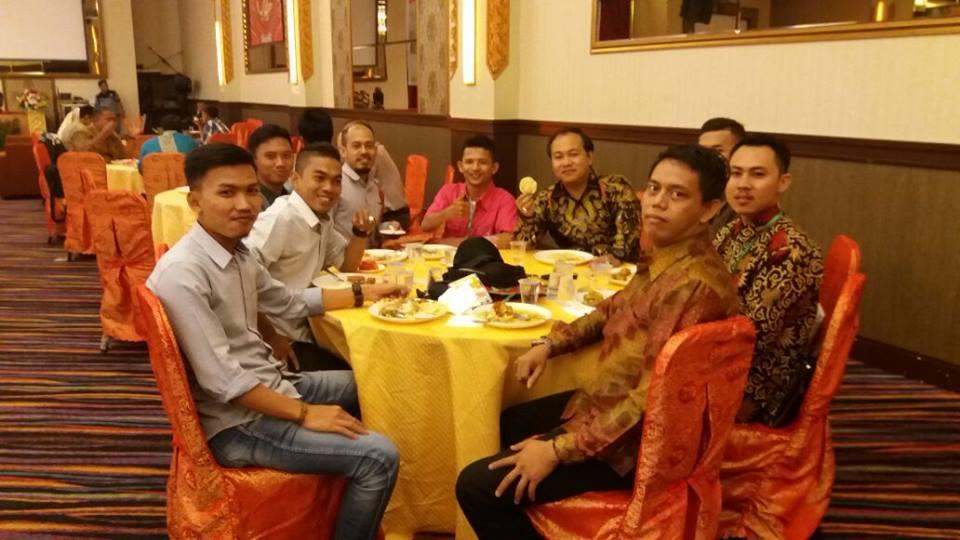 PMW-KAHMI Riau Taja Seminar Daerah