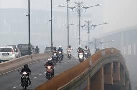 Muncul 726 Titik Panas di Sumatera, Riau Kembali Dikepung Asap