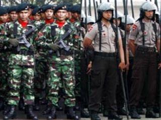 Aparat Kembali Sibuk, 909 Personel Amankan Pergantian Tahun Di Pekanbaru