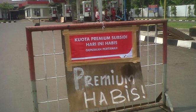 Premium Lenyap di Jalan, Ini Ulah Siapa?