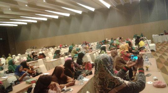 Inilah Presidium Forum Alumni HMI Wati (FORHATI) Terpilih Masa Bakti  2017-2022