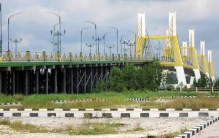 Inilah Perkembangan Terakhir Kasus Jembatan Padamaran I-II Versi Kejati Riau