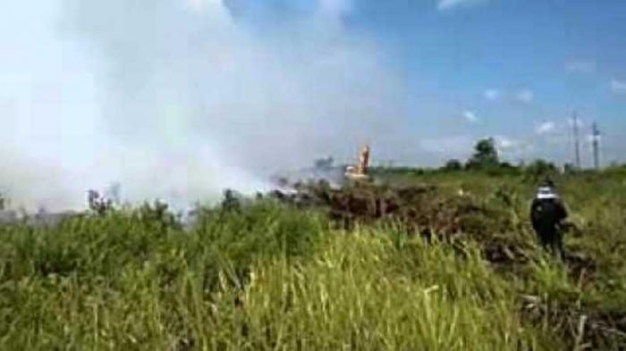 Bakal Padamkan Api, 100 Personil Brimob Polda Riau Bergeser Ke Dumai
