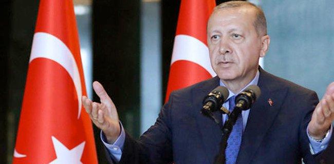 Erdogan Pantau Kasus Hilangnya Wartawan Saudi