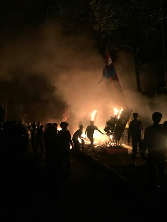 Penyebab Tawuran Sesama Mahasiswa Universitas Riau Masih Simpang Siur