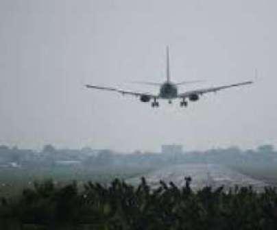 20 Penerbangan Batal Akibat Asap di Pekanbaru