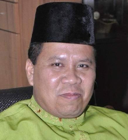 Bupati Meranti : Saya Tidak Kenal Nazaruddin