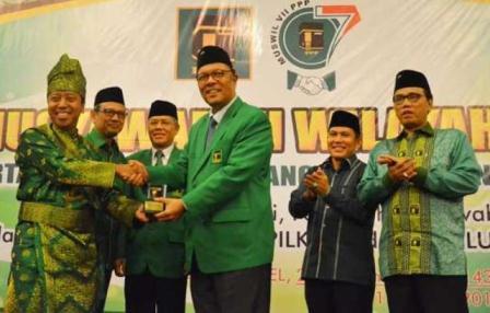 Zulher dan Azis Zainal Sama-sama Didukung PPP, Keputusan di KPU