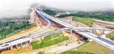Tim Kementerian PUPR Lakukan Uji Layak Jalan Tol Permai