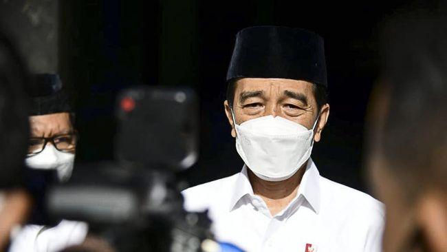 Jokowi Minta Pendukungnya Tidak Grasa-grusu Hadapi Pilpres 2024