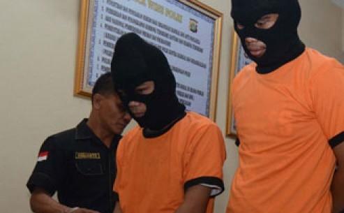 Tiga Pengedar Narkoba Di Bengkalis Diringkus Polisi