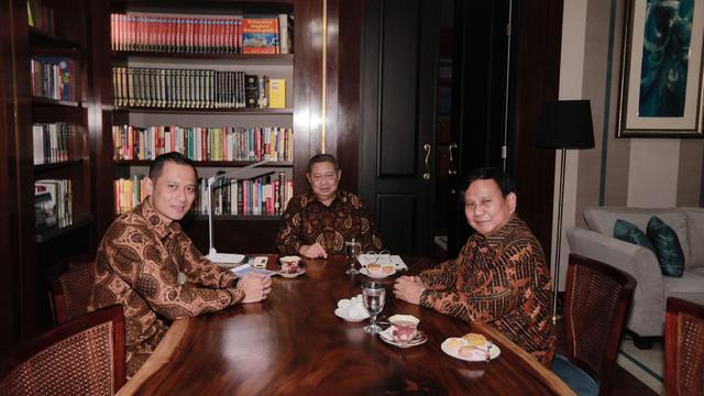 Demokrat: Prabowo-Sandiaga Butuh SBY dan AHY, Tapi Janji Tak Dipenuhi