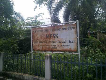 Komisi D : Fasilitas Umum di Sejumlah Daerah di Riau Memperihatinkan