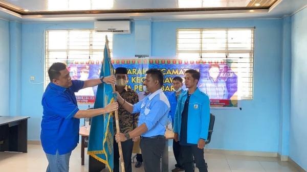 Terpilih Aklamasi, M Yasir Pimpin PK KNPI Bina Widya Pekanbaru