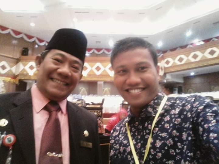 Sekwan akui dana perjalanan dinas DPRD Riau 'membengkak' pada APBDP 2019