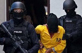 Densus 88 Polda Riau Tangkap Teroris Di Pulau Jambu Kuok