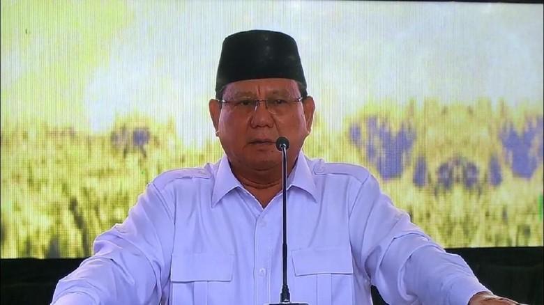 Sah, Prabowo Resmi Nyatakan Gerindra Siap Masuk Kabinet