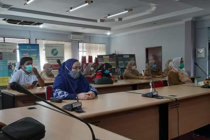 Dinas P3AP2KB Sambut Baik Hadirnya Komnas PA di Riau