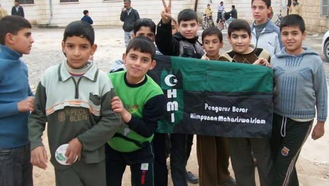 Dorong Kemerdekaan Palestina, PB HMI (MPO) Bentuk Puskaspina
