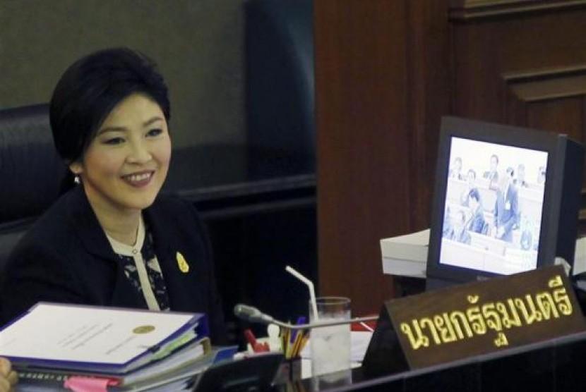 Mantan PM Thailand Yingluck Tanggapi Tuduhan Korupsi