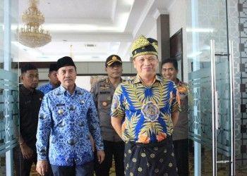 Kapolda Riau Irjen Pol Agung : Ini Bumi yang Damai, Saya Datang untuk Membuatnya Jadi Lebih Damai